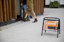 Kommentar till Mäklarstatistik: Avvaktan på bostadsmarknaden