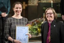 Nyskapande kyrkomusiker får Ceciliapriset 2017