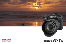 Pentax K-1 Mark II – Faster, smarter and more sensitive