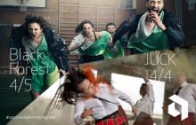 Dans för friheten att vara den man är - JUCK och Black Forest på UKK i vår