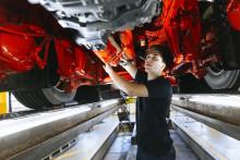 Scania er sponsor for Lastvognsmekaniker ved DM i SKILLS