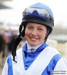 Nya internationella framgångar för Tina Henriksson