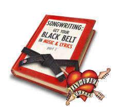 ​Black Belt Songwriting Camp till Örebro