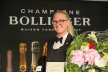 Emma Ziemann är Sveriges bästa kvinnliga sommelier 2016