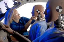 Ford utvecklar världens första digitala barn för virtuella krocktester