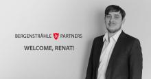 Welcome to Bergenstråhle & Partners Renat Kozodayev!