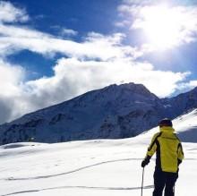 Upp till två meter snö väntas i Alperna
