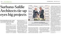 Surbana - Safdie  Architects tie-up eyes big projects
