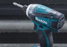 Makita introducerar en ny 18V slagskruvdragare