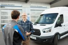 Ford lancerer Transit24 – spar både tid og penge på service og reparation