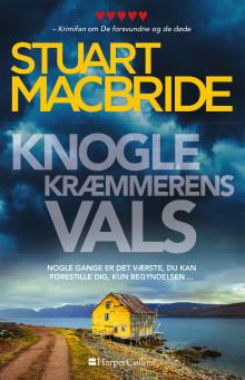 TARTAN NOIR på vej fra HarperCollins - ny thriller fra prisvindende skotte