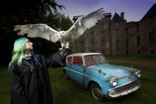 Harry Potter tourism drive