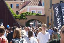 Samhällsbyggarna i Almedalen- Seminarium: Lås upp hindren för ett hållbart samhälle