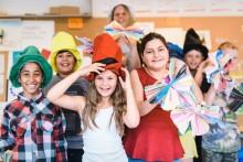 Elever på Erlskolan Östra bjuder in till välgörenhetsgala