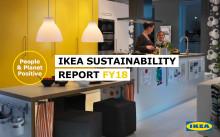 IKEA lanserar årets hållbarhetsrapport - vill inspirera till mer hållbar livsstil