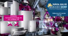 Världens första massproducerade kapsling tar steget in i den digitala eran