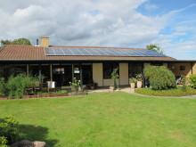 1.000 solcelleanlæg i 2013