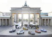 Volkswagen-Konzern setzt weiter auf CNG