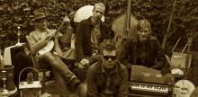 One-Eyed Mule samler roser før VEGA-koncert