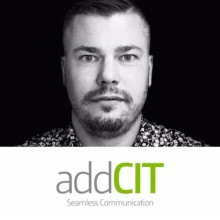 Love Althén ny Senior Account Manager hos addCIT