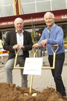 Clas Ohlson klara för Vimpeln i Alingsås