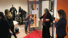 Partilles nya lärcentrum öppnat
