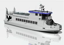 Nytt fartyg ger bättre möjligheter att ta med cykeln