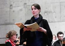 Anders Walls Confidencen-stipendium till mezzosopran med smak för nyskrivet