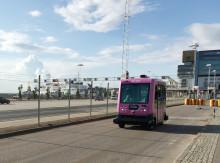 Bara var tionde kommun är beredd på de självkörande bilarna
