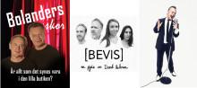 Vårens teaterföreställningar i Lindesberg
