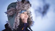 Möt Johanna Davidsson - världens snabbaste kvinna till Sydpolen.