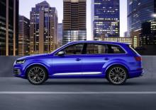Audi SQ7 TDI: En innovationsoffensiv
