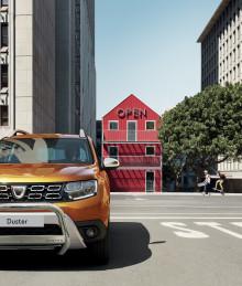 Dacia er det smarte og nu også enkle valg