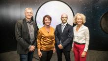 GKN Aerospace inleder samarbete med Universeum