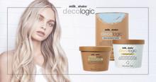 Få det perfekta blonda håret med milk_shake Decologic