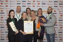"Orkla Confectionery & Snacks vinner priset ""Årets Leverantör"""