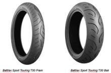 Bridgestone lanserar motorcykeldäcket BATTLAX SPORT TOURING T30