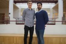 Duo hjälper Umeåstudenter att nå framtida arbetsgivare