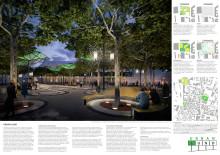Urban Lund: Gestaltningsförslag för Clemenstorget och Bangatan
