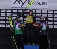 Dubbel seger för Dahlström i Myrkdalen.