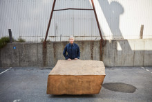 Stenen av Cecilia Edefalk invigs