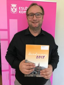 Positivt ekonomiskt resultat för Eslöv över 20 år i rad