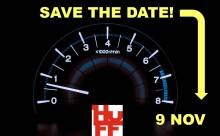 9 november - boka in den kvällen i kalendern nu!