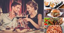 Den mest romantiske matretten er kåret