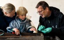 Prøv en dag som arkæolog på Moesgaard