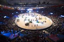 Sju ryttare och en förening får Stiftelsen Göteborg Horse Shows stipendium