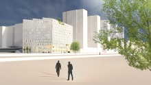Nordic Choice Hotels satsar stort i Arenastaden i Solna
