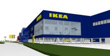Byggstart för IKEA Kållereds nya hem