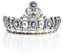 Kongeligt smykke solgt for 2 mio. kr.