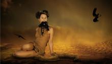 Dansens Hus: Mytomspunnen spindel inspirerar i nytt verk av SU-EN
